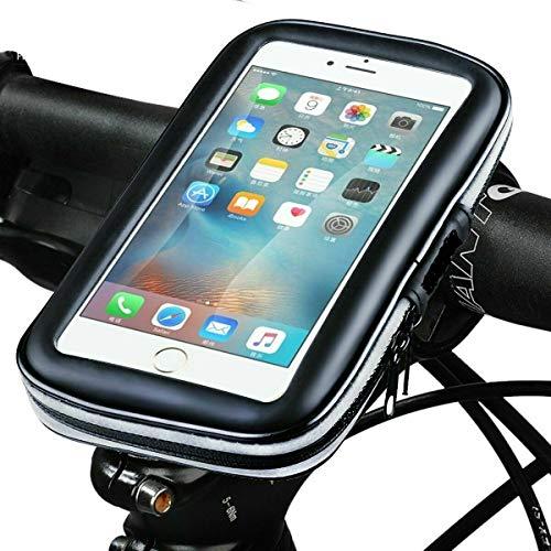 Impermeable caso de la bici del teléfono de la bici del soporte de la bicicleta caso 360 rotación para Google Pixel 5, 4A, 4, 3, 2, pixel