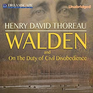 Walden and On the Duty of Civil Disobedience Titelbild