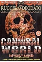 Ultimo mondo cannibale [DVD]