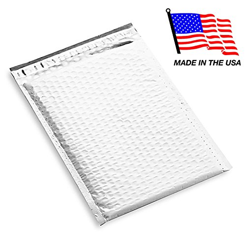 OfficeKit Poly Bubble Mailers #7 14.25X20 Inches Shipping Padded Envelopes Self Seal Cushioned Mailing Waterproof Envelope Bags Packaging Materials Supplies 50 Pack Photo #3