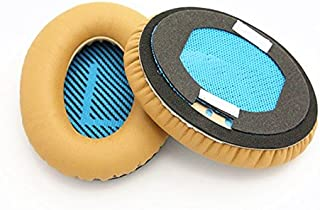 Replacement Ear Pads Cushions compatible with Bose QuietComfort 2 (QC2) QuietComfort 15 (QC15) QuietComfort 25 (QC25) Soun...