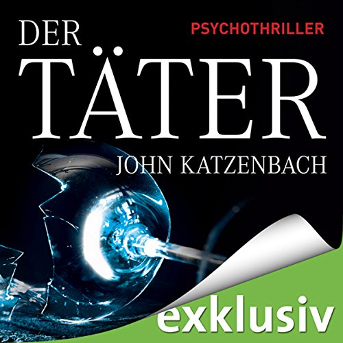 Der Täter audiobook cover art