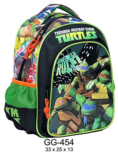 Tortugas Ninja Oval pequeña Mochila Tiempo