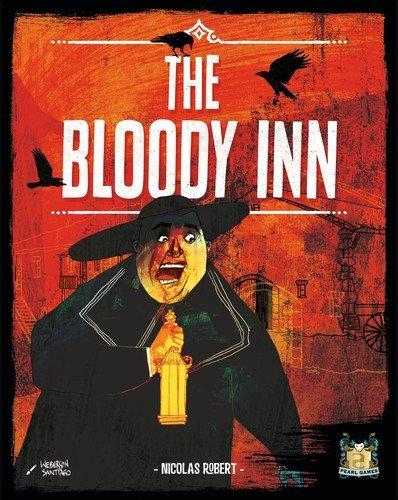 The Bloody Inn - board game (English)