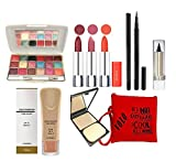volo All In One Professional Women's Makeup Kit