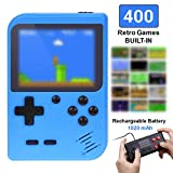 Best Handheld Consoles - TAPDRA Handheld Game Console, 400 Classic Retro Game Review