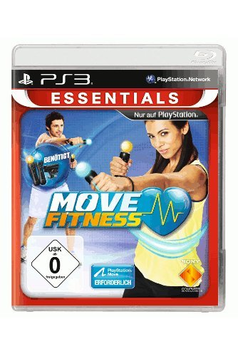 Move Fitness (Move) [Essentials] - [PlayStation 3]