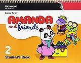 AMANDA & FRIENDS 2 STUDENT'S PACK - 9788466829274