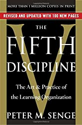 The Fifth Discipline, by Peter M. Senge