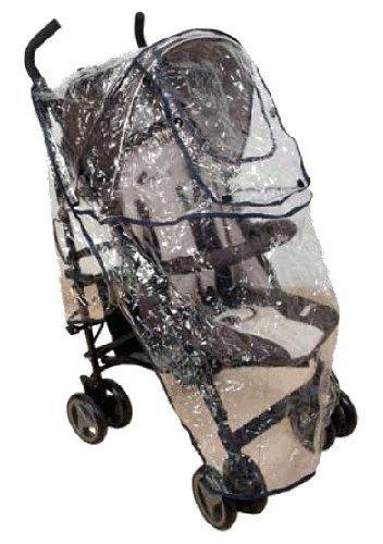 Burbuja universal de silla de paseo para la lluvia (