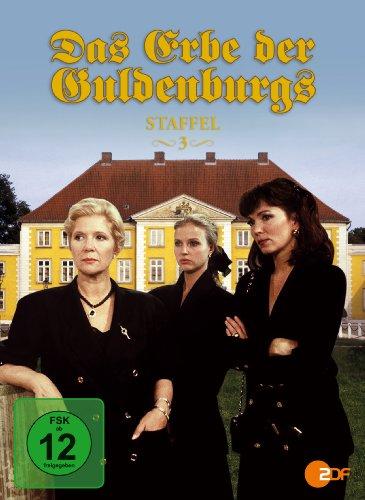 Das Erbe der Guldenburgs - Staffel 3 [4 DVDs]