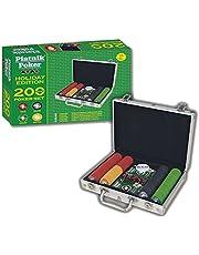Piatnik g-7939–Maletín de póquer (Holiday Edition