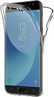 AICEK Funda Samsung Galaxy J5 2017, Transparente Silicona