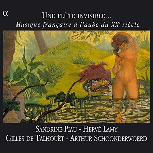 Sandrine Piau, Hervé Lamy, Gilles de Talhouët & Arthur Schoonderwoerd
