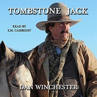 Tombstone Jack audiobook cover art