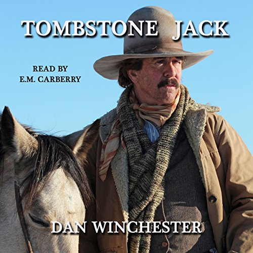 Tombstone Jack audiobook cover art
