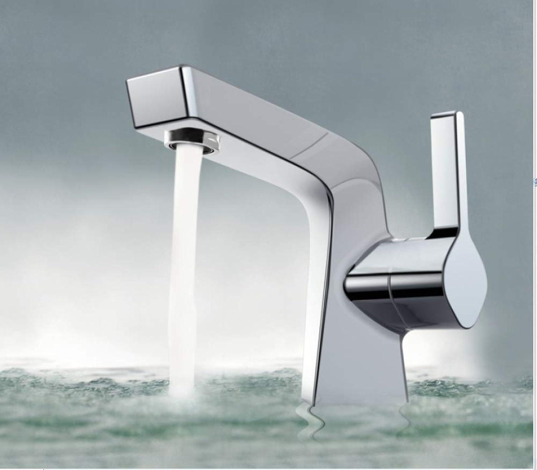 ZHAOSHOP Hochwertige Waschtischarmatur Bad Wasserhahn