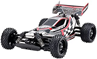 1/10 Plasma Edge II TT-02B 4WD Off-Road Buggy Kit, Black Metallic