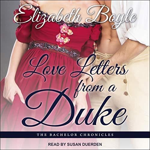 Page de couverture de Love Letters from a Duke