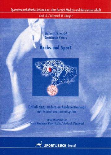 Krebs und Sport: Einfluss eines moderaten Ausdauertrainings auf Psyche und Immunsystem
