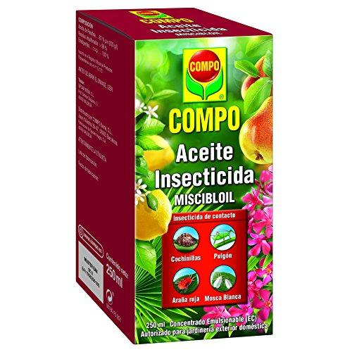 Aceite Insecticida Mineral Compo 250 ml