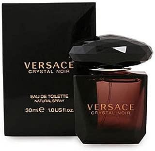 Versace Crystal Noir By Gianni Versace For Women. Eau De Toilette Spray 1 OZ