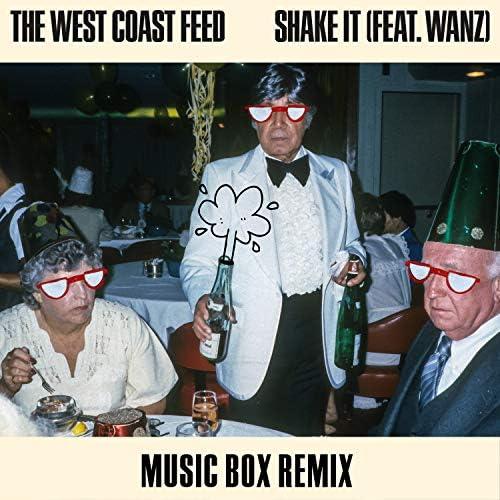 The West Coast Feed feat. Wanz