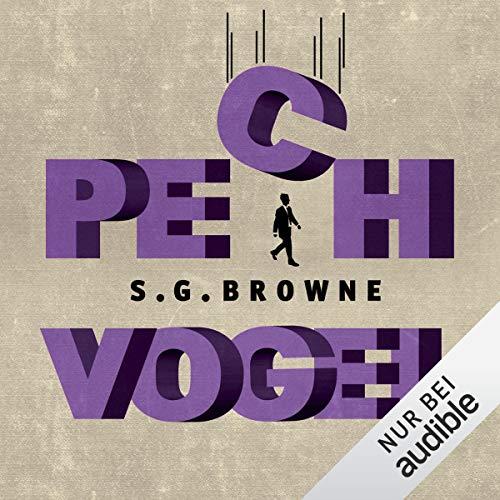 Pechvogel audiobook cover art