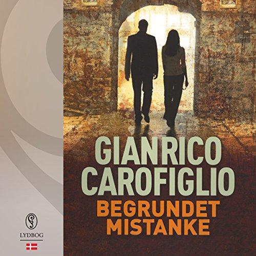 Begrundet mistanke (Guido Guerrieri 2) (Danish Edition) audiobook cover art