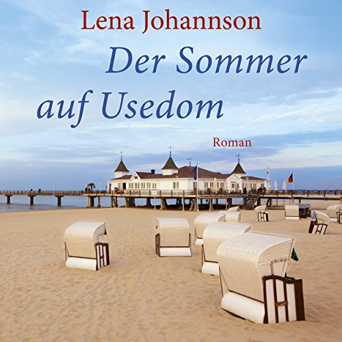 Der Sommer auf Usedom audiobook cover art