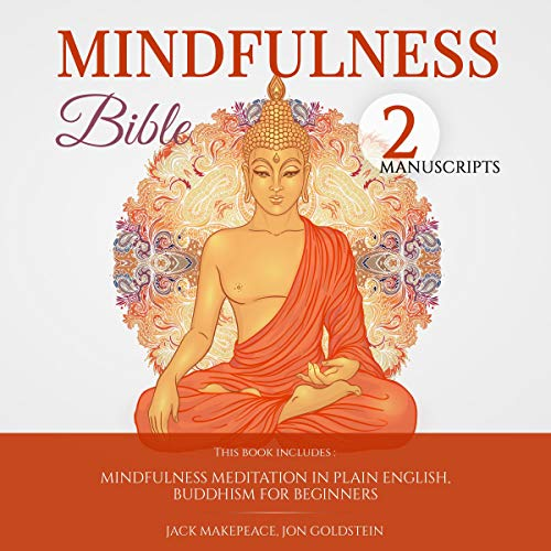 Mindfulness Bible: 2 Manuscripts cover art