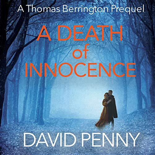 Couverture de A Death of Innocence (Thomas Berrington Historical Mystery)