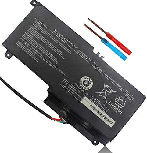 PA5107U 1BRS Battery for Toshiba Satellite S55 S55 a S50 S50 a S50t S55t P50 P50 a P50 b P55 product image