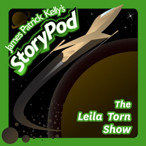 The Leila Torn Show  audiobook cover art