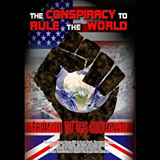 The Conspiracy to Rule the World audiobook cover art