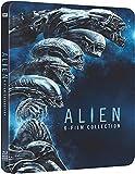 Alien-Intégrale-6 Films [Édition SteelBook]