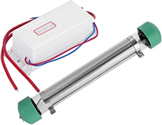 Tubo generador de ozono, esterilizador de ozono, esterilizador casero de ionizadores de aire AC 220V