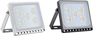 LED Ultra-Thin Flood Light, Outdoor Garden Decorative Wall Lantern, 30W Landscape Spotlight, Waterproof Super Bright Billb...