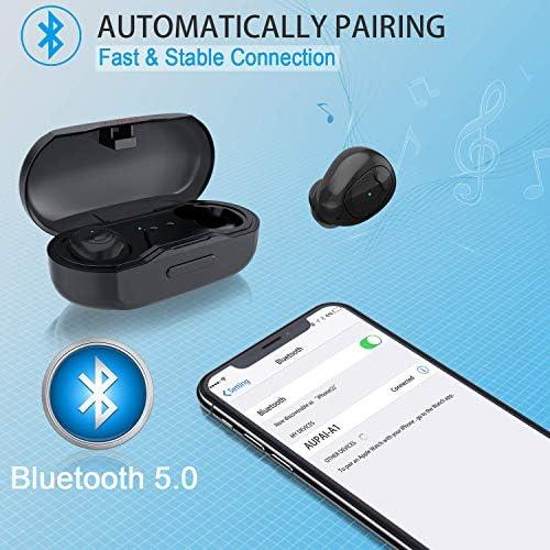 Bluetooth Headphones, AUPAI