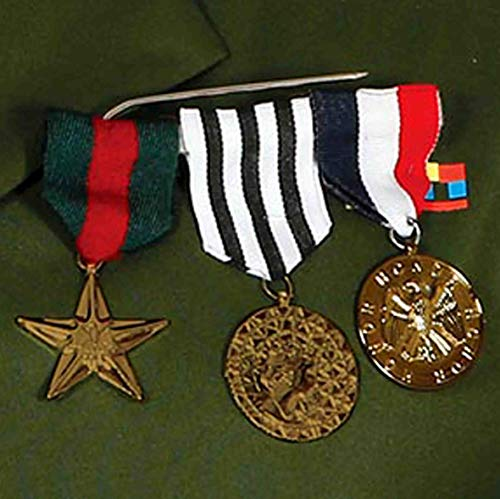 Guirca- Insignia Militar con 3 medallas (Müller & Küssner GbR spillamilit)