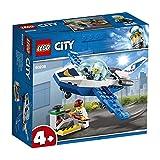 LEGO City Pattugliamento della Polizia Aerea, Giocattoli Facili da Costruire per Bambini, 60206