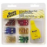 cooper bussmann no-44 43 Piece, Atc Fuse Assortment