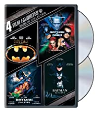 Dc Comics 4 Film Favorites: Batman