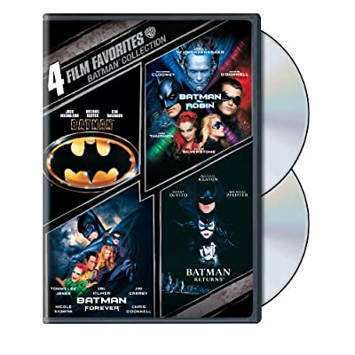 batman and robin dvd, End of 'Related searches' list