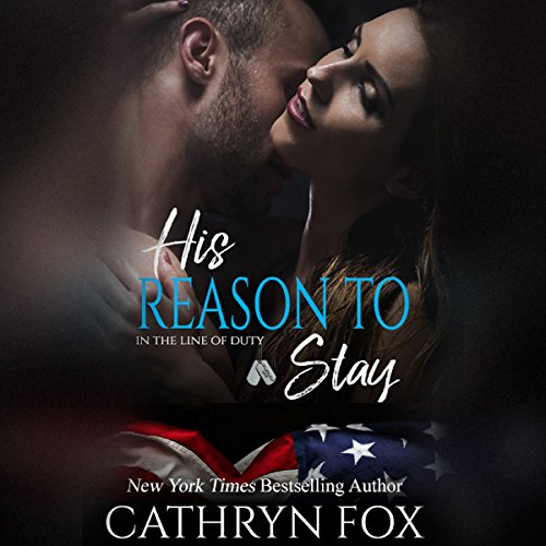 His Reason to Stay audiobook cover art