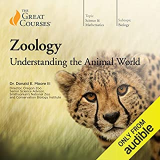 Zoology: Understanding the Animal World audiobook cover art