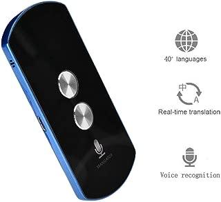 Docooler Boeleo K1 Translator Dispositivo di conversione vocale istantanea istantanea in Tempo Reale con Touchscreen a 45 Pollici 45 Lingue