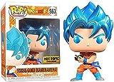 Pop Vinyl Pop Amine Dragon Ball Super Saiyan Goku Golden Frieza Great Vegeta Vinyl Figura Modelo Coleccionable con Box-668 SSGSS GOKU-156 VEGEA BLUE-319 GOTENKS-563