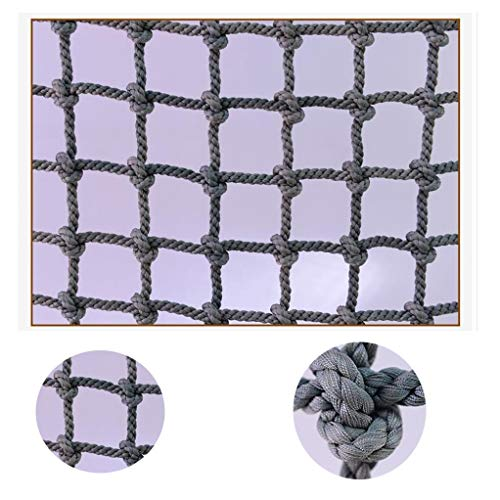 Sale!! LYRFHW Building Safety Netting Training Development Protection Nets Young Children Stairs Bal...