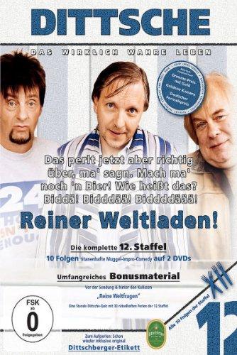 Dittsche - Staffel 12: Reiner Weltladen! (2 DVDs)